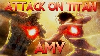 Attack on Titan Season 2 [ AMV ] - Archangel