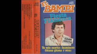 El Bambi   Fiesta Flamenca   Cassette  1980    11    Gitana gitana