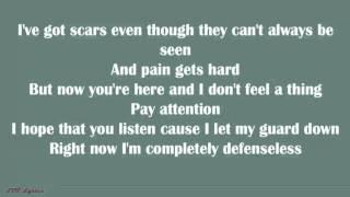One Direction - If I Could Fly (Lyrics)