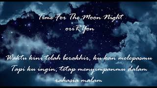 Gfriend - Time For The Moon Night | Indonesian cover by oriRYon