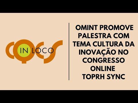 Imagem post: Omint promove palestra com tema Cultura  da Inovação no congresso online TopRH Sync