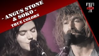 "Angus Stone & Soko ""True Colors"" (Live On TV show Taratata Nov. 2012)"
