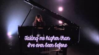 Tiffany Alvord - Hideaway ( Lyrics ) / Kiesza