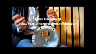 Darbuka - Quick Power Drills #2