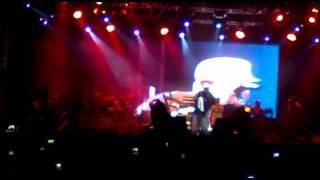 Fred Hammond no Brasil - Give Me A Clean Heart