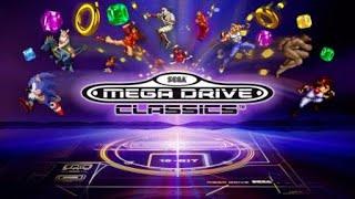 SEGA Mega Drive Classics Intro (PS4)