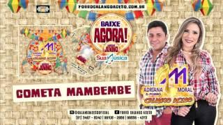 ARRAIA JUNINO CALANGO ACESO - COMETA MAMBEMBE