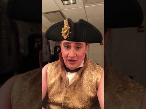 Opening Night #1: Tosca at the Washington National Opera Youtube Video