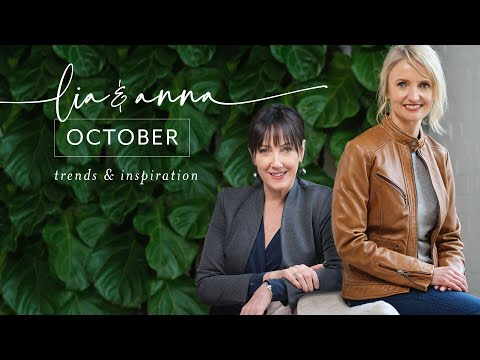 October Inspiration: Fall is Here!