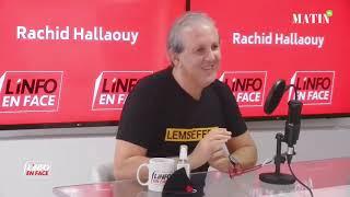 L'Info en Face avec Abdelaziz Lemseffer