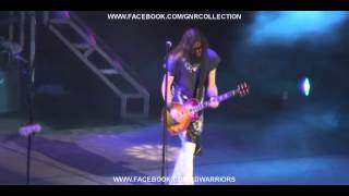 Robin Finck Sweet Child O' Mine Solo (Guns N' Roses live in Los Angeles 2006)