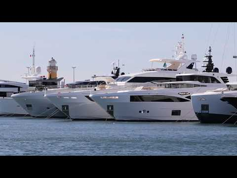 Gulf Craft at the Cannes Yachting Festival 2017