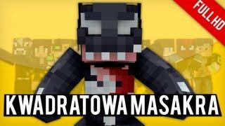 """""""Kwadratowa Masakra"""" - A Minecraft Original Music"""