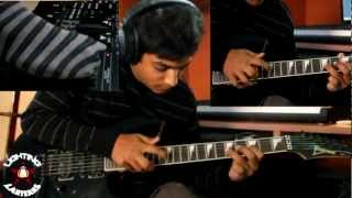 Skrillex scary monsters and nice sprites  Guitar Cover by Sanjay Kumar