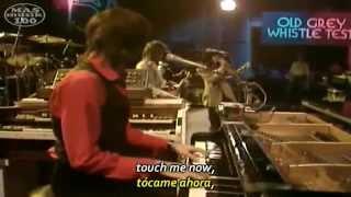 Patti Smith Group- Because the Night, Live 1978 (Subtitulado Esp+ Lyrics) Vídeo Original