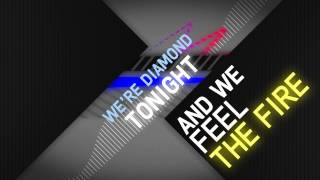 Manufactured Superstars featuring Luciana - Calling All The Lovers (Official Lyric Video)