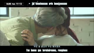 ELSIE (EunJung) I'm good(편해졌어) (Feat Kwill)[Sub Español +Romanization +Hangul]