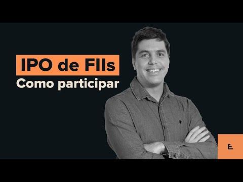 IPO de Fundos Imobiliários: Como participar na prática.