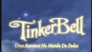 Tinker Bell: Uma Aventura no Mundo Das Fadas (Logo Traduzido)