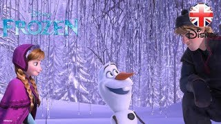 FROZEN | Full UK Trailer | Official Disney UK