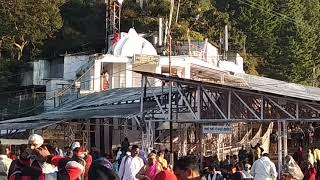 Maa Vaishno Devi yatra || view from top|| sunset view|| jai mata di||
