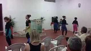Coreografia - Ele continua sendo Bom ( PAULO CESAR )