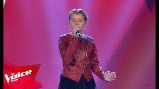 Violeta - Bring Me To Life | Audicionet e Fshehura | The Voice Kids Albania 2019