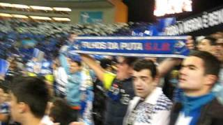 Super Dragoes Paris  FC PORTO vs SLB parte 3