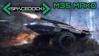 Mass Effect: M35 Mako - Spacedock Planetside