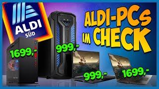Taugen die neuen ALDI-PCs zum GAMING?