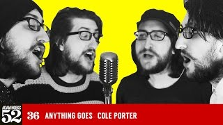 Fallout 3 song (FO3): Anything Goes - Cole Porter cover