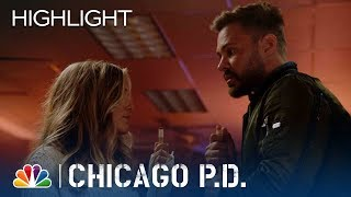 Upton and Ruzek Heat Up - Chicago PD (Episode Highlight)
