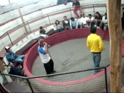 """CkR vs Daffo – Batalla Freestyle """"El Quinche"""""""