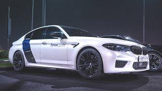 СДЕЛАЛ ИЗ СВОЕЙ BMW M5 F90 КАРШЕРИНГОВУЮ ТАЧКУ! BMW M5 F90 КАРШЕРИНГ EDITION!