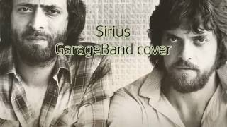 Sirius - The Alan Parsons Project (GarageBand cover)