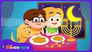 Hanukkah Oh Hanukkah Song for Kids   Chanukah Song   The Kiboomers
