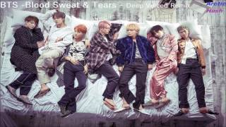 BTS - Blood Sweat & Tears - Deep Voiced Remix