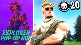 20 Kills in the Solo Pop-Up Cup