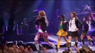 Miley Cyrus - G.N.O (Girls Night Out) (Hannah Montana2/Meet Miley Cyrus Best Of Both Worlds Concert)