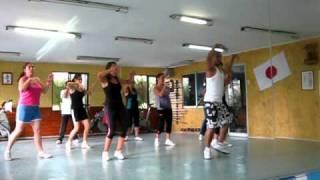 Chorando se foi (llorando se fue) Muhrilo Arruda Clase de baile brasileño Santiago do Chile