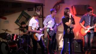Blue Foundation - Eyes On Fire (Frissoners cover) live in Bochka