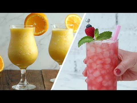 7 Mocktails For TikTok Tweens ? Tasty Recipes