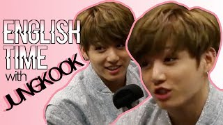 ENGLISH TIME WITH JUNGKOOK (crack)