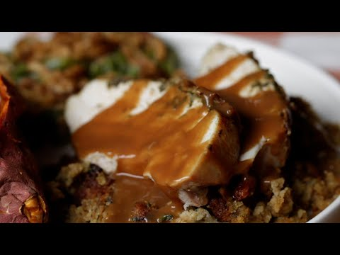 One Pan Thanksgiving Dinner For Two ? Tasty Recipes