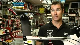 Craig Alexanders thoughts on Lance Armstrong doing Kona - Channel 10 News