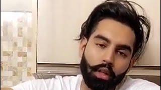 Parmish Verma de laggi Goli Last Snapchat | Shot by Bullet