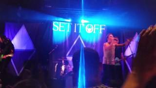 Set It Off - Why Worry Live @ The Junction
