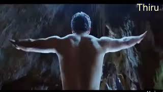 Vivegam Four Main dialogues and Actions Scence Never Give up