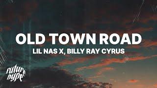 Lil Nas X, Billy Ray Cyrus - Old Town Road (Remix) (Lyrics)