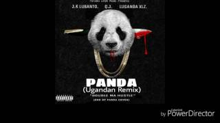 PANDA remix (double ma hustle) by JK Lubanto,  Luganda Xlz and Q.J